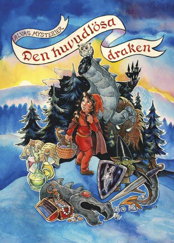 Den huvudlösa draken av Per Bengtsson